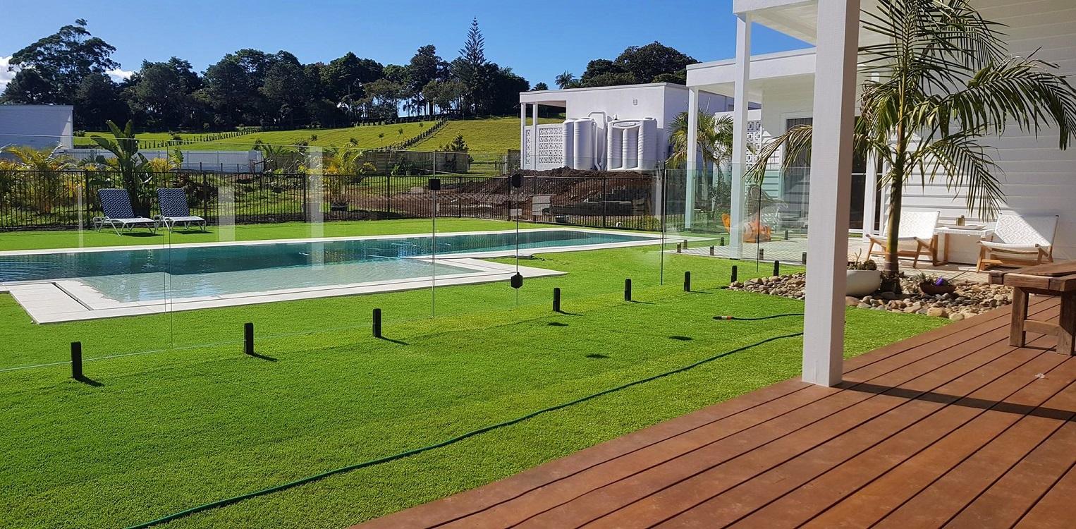 Pool Safe Glass Fencing
