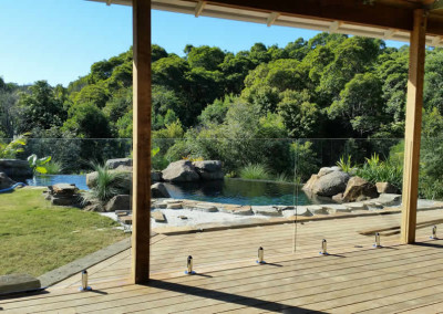 Frameless Glass Pool Fencing In Coopers Shoot