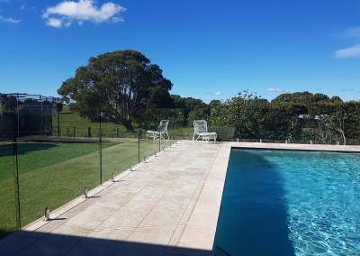Frameless Glass Pool Fencing In Alstonville