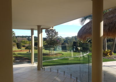 Frameless Glass Pool Fencing In Penonix Park
