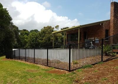 Aluminum Pool Fencing In Newrybar