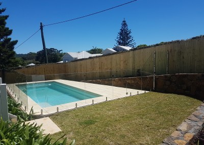 Frameless Glass Pool Fencing In Bangalow
