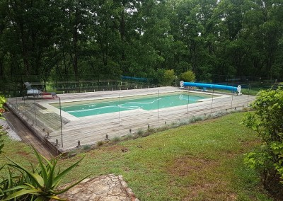 Frameless Glass Pool Fencing In Nashua
